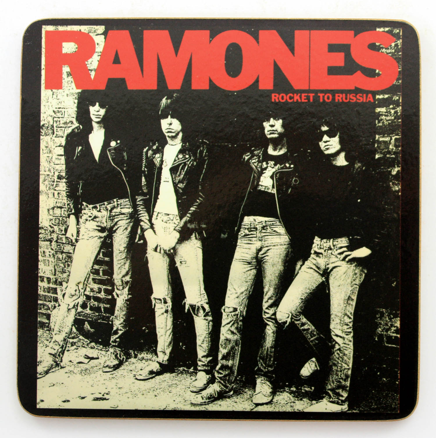 Rocket To Russia Drinks Coaster