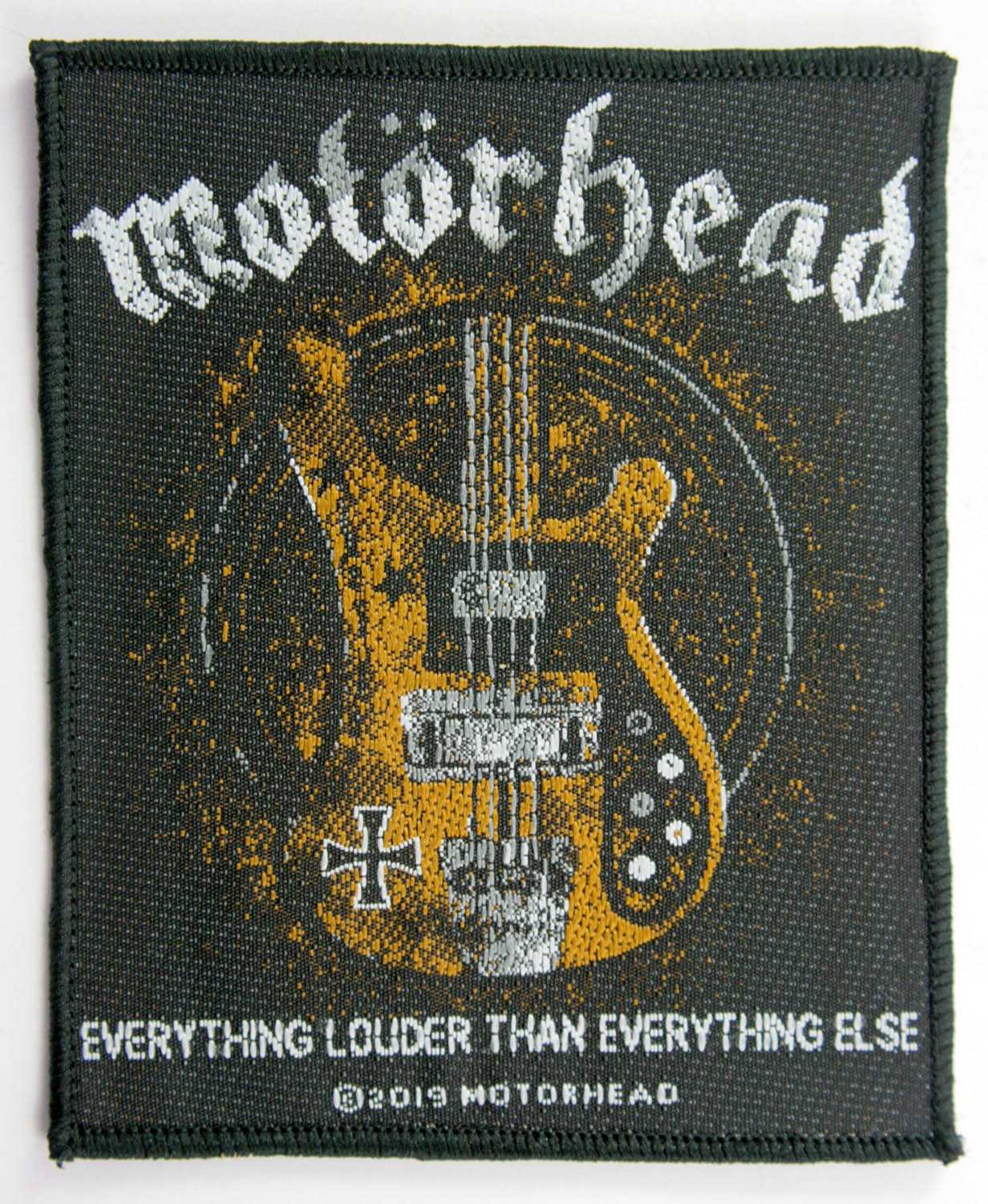 Motorhead Back Patch Everything Louder