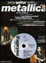 Play Guitar with Metallica - Book 2
