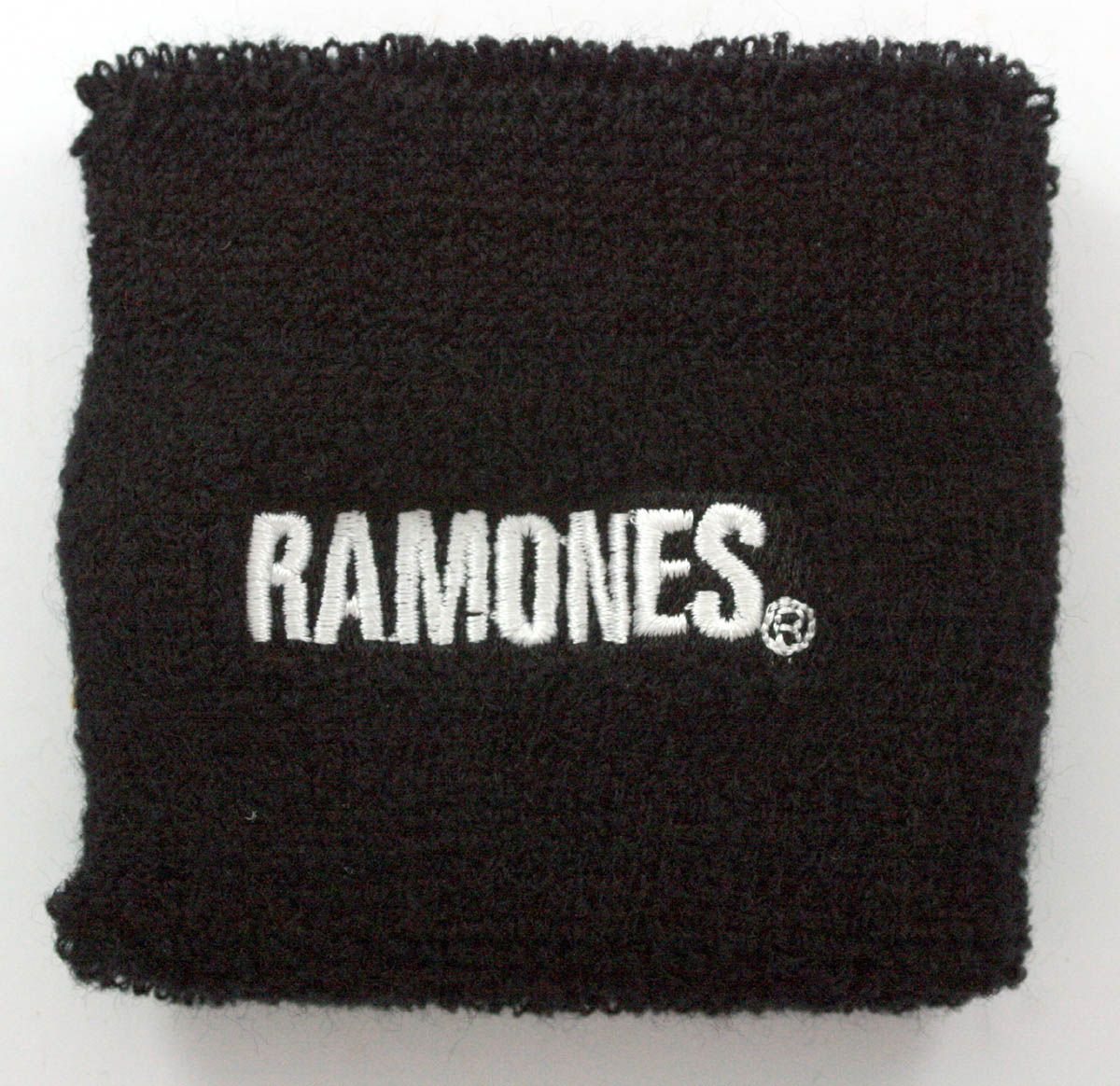 Ramones - Logo Embroidered Sweatband 0874a0c7ac5