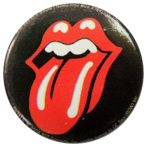 Home BADGES 25mm The Rolling Stones