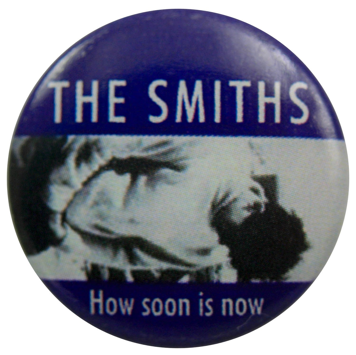 The Smiths 25mm 1 inch Button Badge